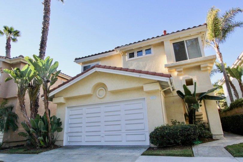 An inviting home in the Villamar neighborhood of San Clemente, California