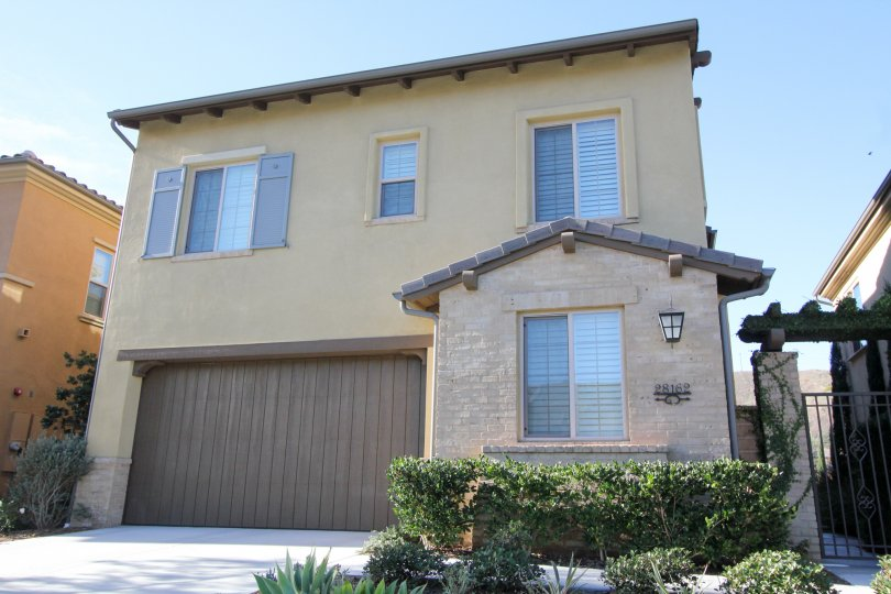 ONE OF THE HOME STYLE IN CAMPANILLA COMMUNITY IN THE CITY OF SAN JUAN CAPISTRANO