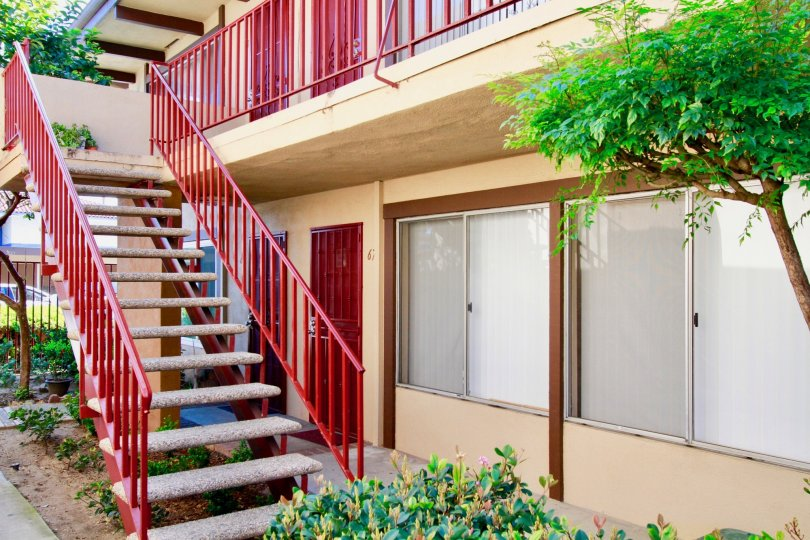 Bristol Place House Front View with Beautiful Location at Santa Ana city in Califorina