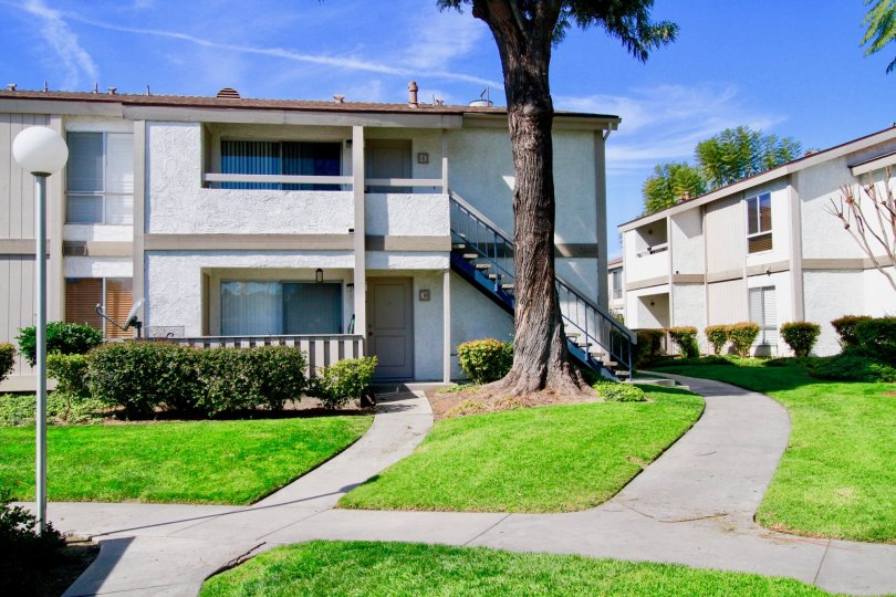 Lakeshore Building with Attractive Beautiful Green Park Location at Santa Ana city in Califorina