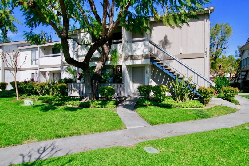 Lakeshore House have Attractive Beautiful Green Park at Santa Ana city in Califorina
