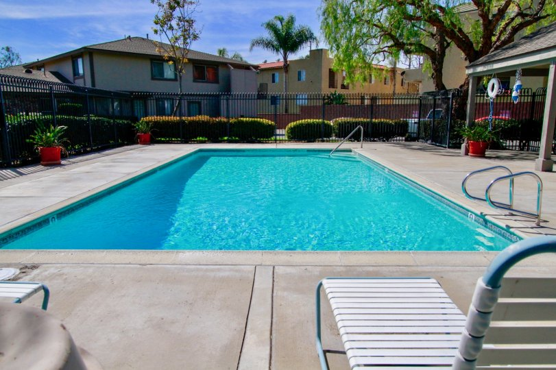 Normandy Place House with Beautiful Pool Location at Santa Ana city in Califorina