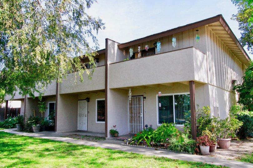 Saddlebark Park Villas House Building Attractive Beautiful Location View at Santa Ana city in Califorina