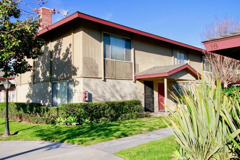 Westwood Condos House Building Attractive Location at Santa Ana city in Califorina