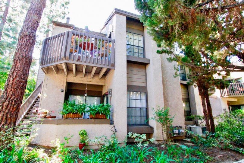 Woodlake House Building have Attractive Green Park Location at Santa Ana city in Califorina