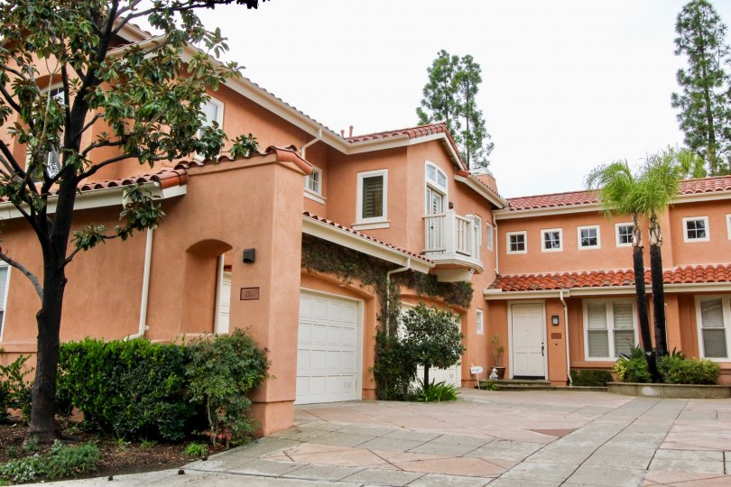 Clean living at Corte Villa in Tustin, California.