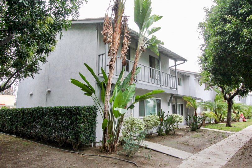 Fabulous Independent villa with balcony and trees around in Tustin Imperial of Tustin