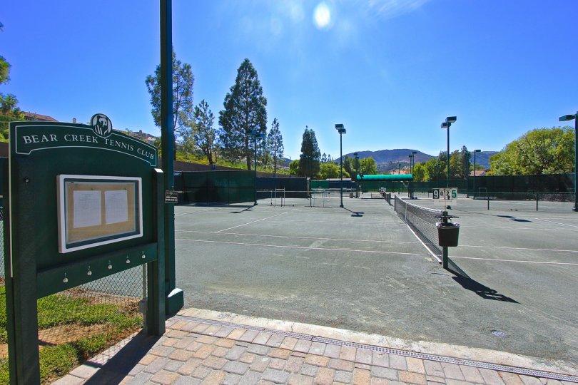 Unbeatable view of Retreat at Bear Creek community, Murrieta, California