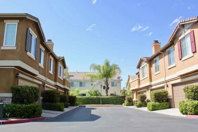 Villas at old school house in Murrieta city, California