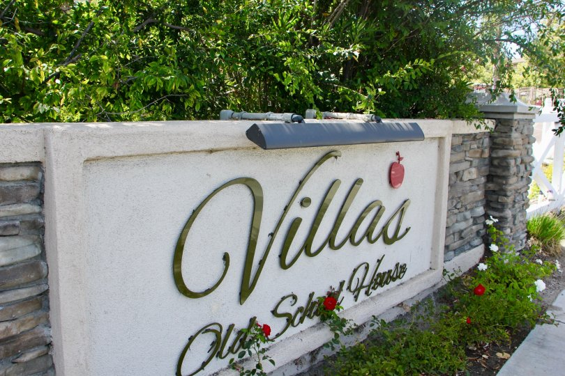 Villas at Old School House Attractive Beauty Location in murrieta