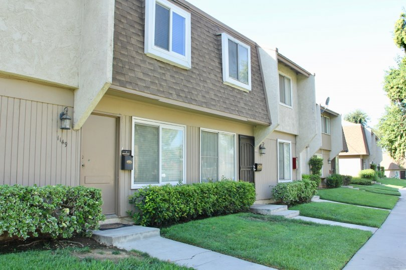 springbrook park townhomes riverside california homes community