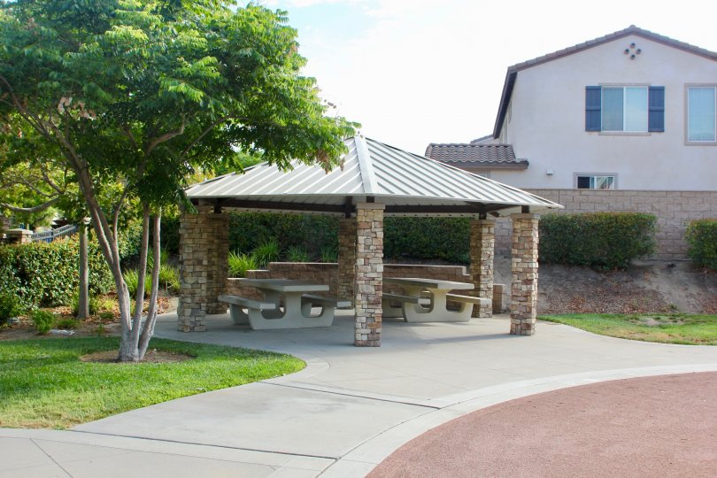 tamarack temecula california gazebo picnic tables outdoors community