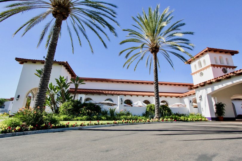 the cortez building is a sky level building of the carlsbad city in ca