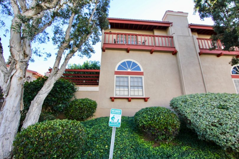 the fairways south is a sunset model house of the carlsbad city in ca