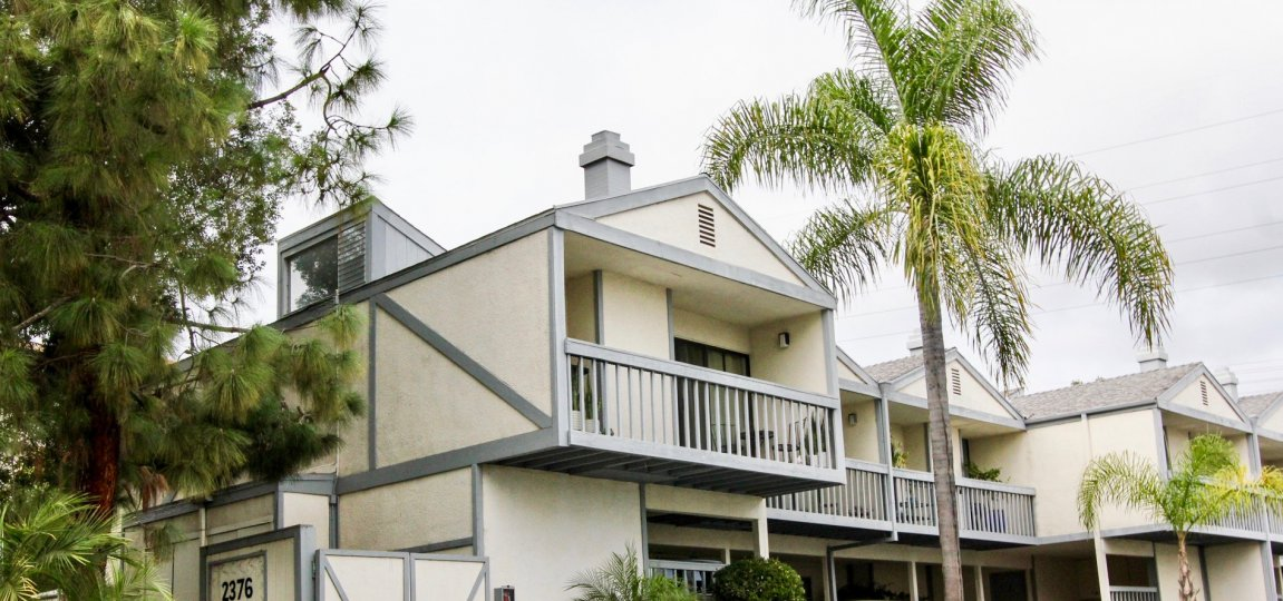 A unit of the Golf View Terrace in the beautiful Carlsbad California