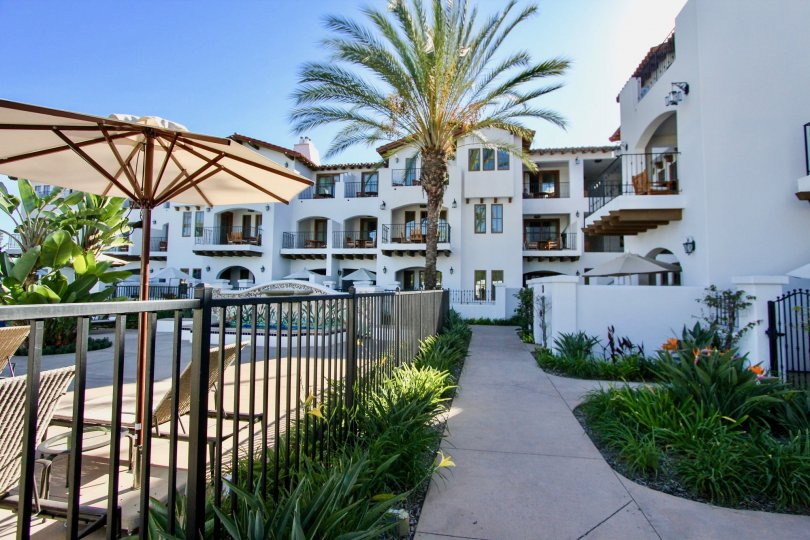 the la costa resort villas is a unit of more houses in carlsbad city in ca