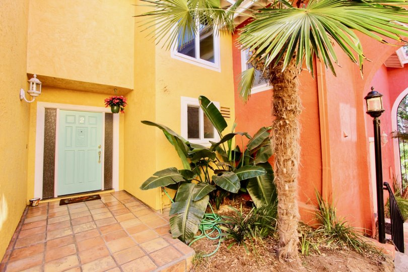 beautifull homes at La Costa South in Carlsbad, California