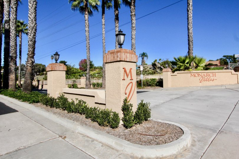 Beautiful Monarch Villas In Carlsbad California Country