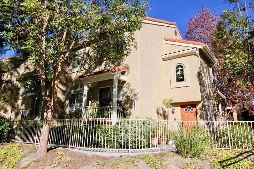 amazing homes at Monarch Villas located near Carlsbad, California