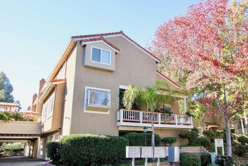 villas at Monarch Villas close to Carlsbad, California