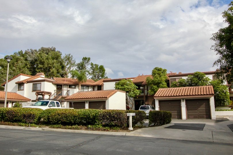 full view of Paseo De La Costa located at Carlsbad, California
