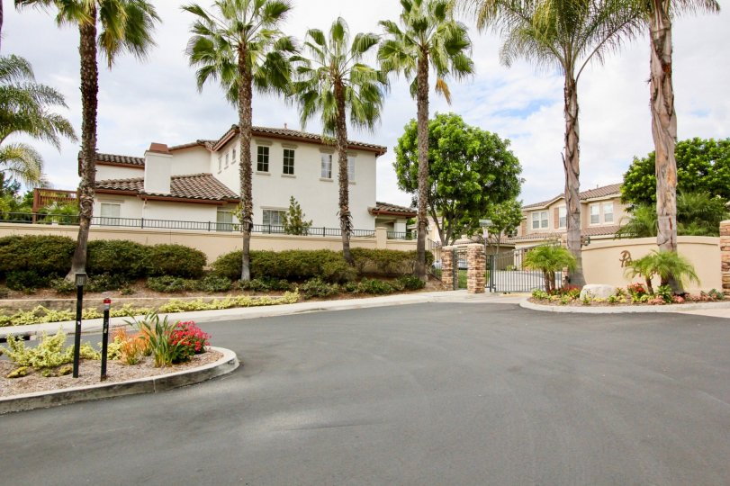 big bunglow named as Poinsettia Heights located at Carlsbad, California