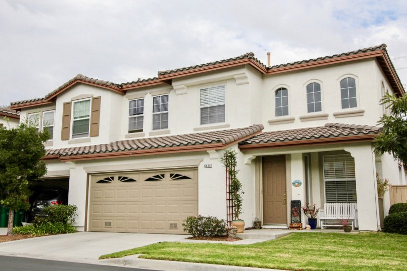 homes at Poinsettia Heights close to Carlsbad, California