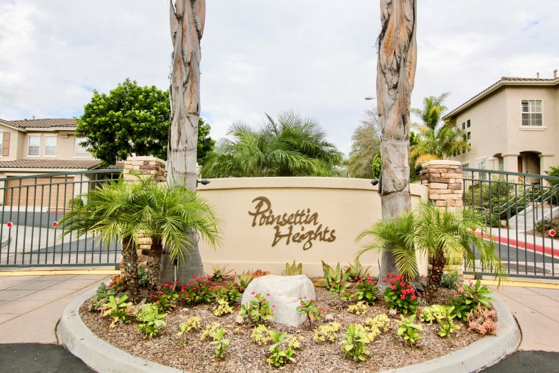 fun and enjoy at Poinsettia Heights very near to Carlsbad, California
