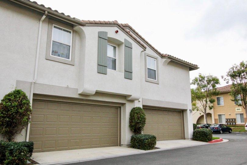 Light and Bright stucco home in the Serrano community of Carlsbad, California