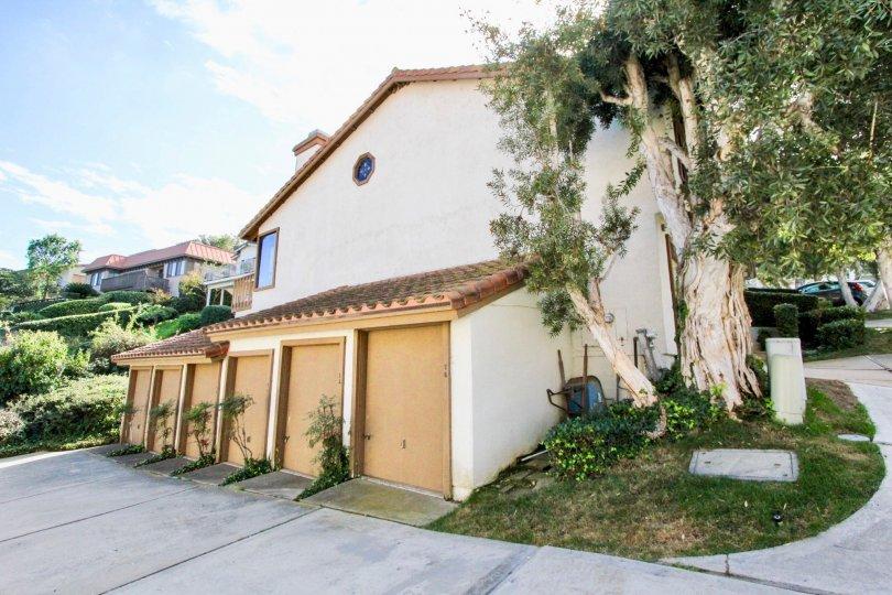 amazing homes at Villa La Costa near Carlsbad, California