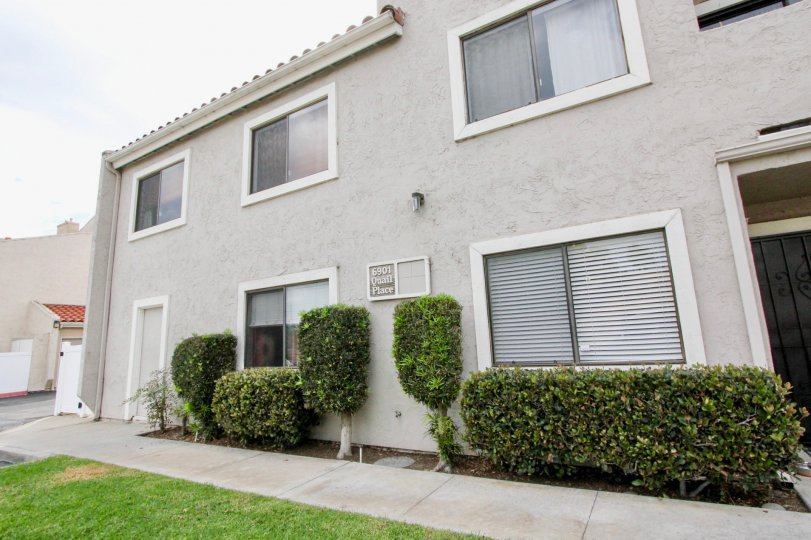 A Building with nice lawn and garden beside in West Bluff Hills of Carlsbad