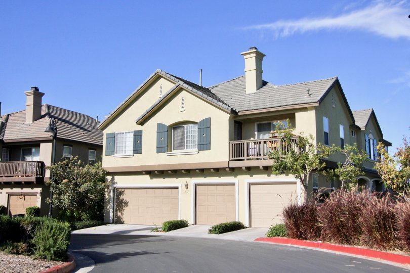 A big house with beautiful a large detached in Chula Vista CA