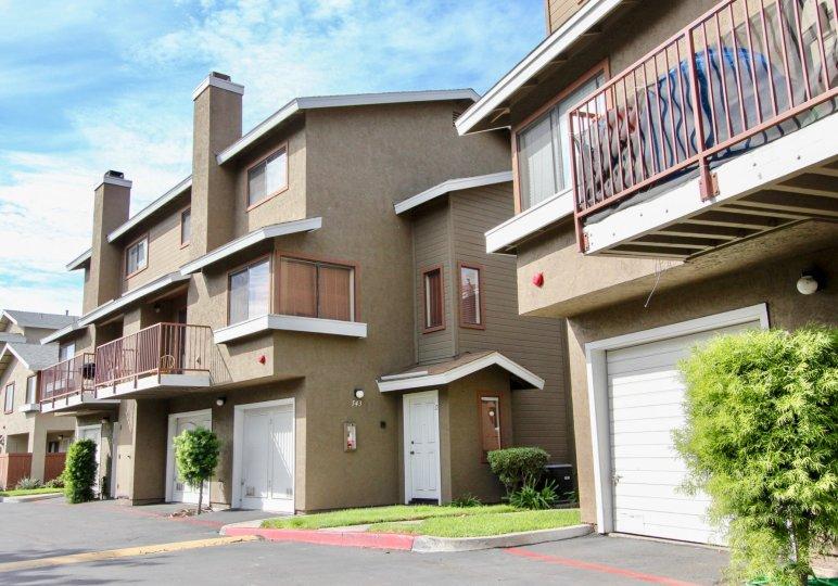 California Chula Vista Brandywine Classics Apartment buildings