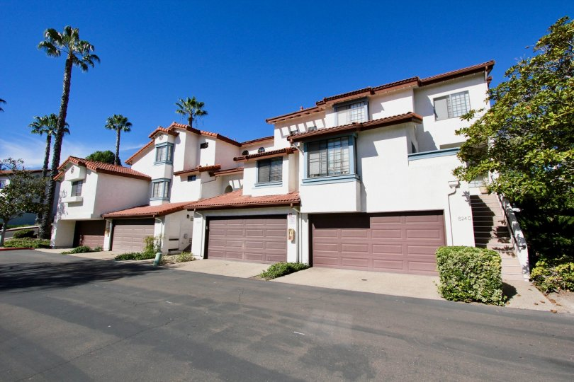 Front view of charter point chula vista california from the street