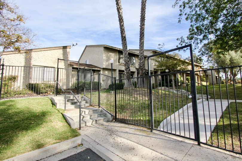 Townhome Encore Bonita community located in Chula Vista, California