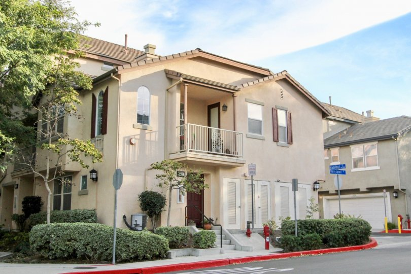 Beautiful condo two story with garage in nice Community with a poo