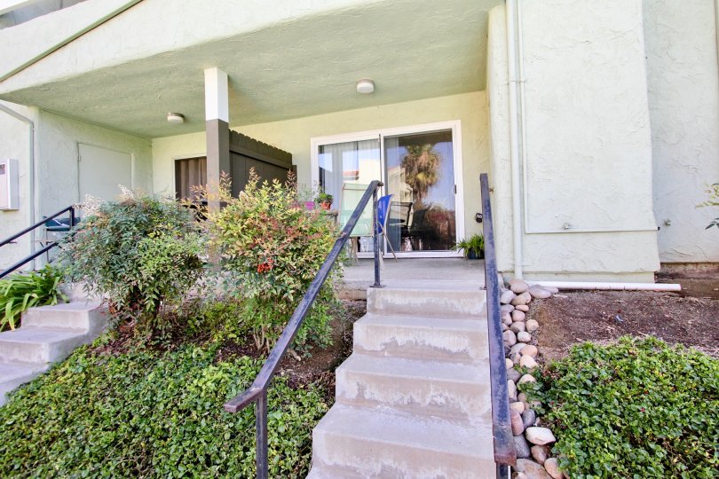 Beautiful condo Fully Gated Community with a beautiful balcony