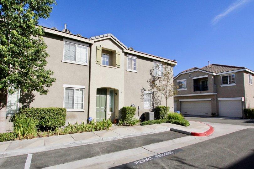 Sunny day, Roadside, Monet Community, Chula Vista, CA