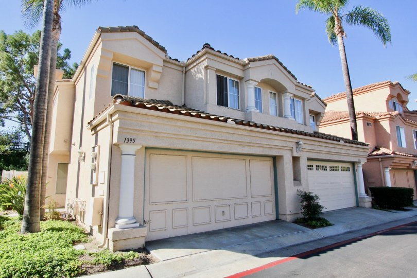 Spacious homes at Serena Condominiums in Chula Vista, CA