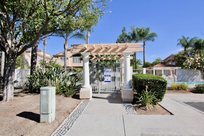 Well maintained amenities at Serena Condominiums in Chula Vista, CA