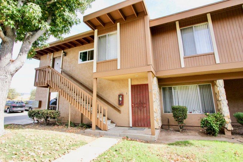 Front view of Stonebridge community residence, Chula Vista, California