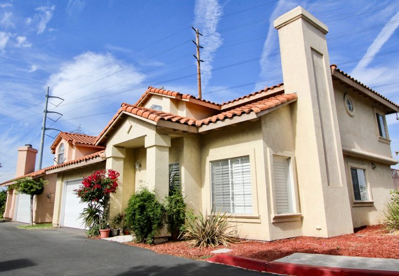 Cute Cottage Styled Apartment at Villas Rosa, Chula Vista, California
