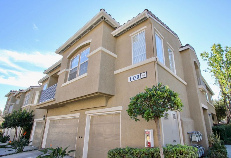 Plenty of room for all of your stuff at the Vista Sonrisa Community in Chula Vista, CA