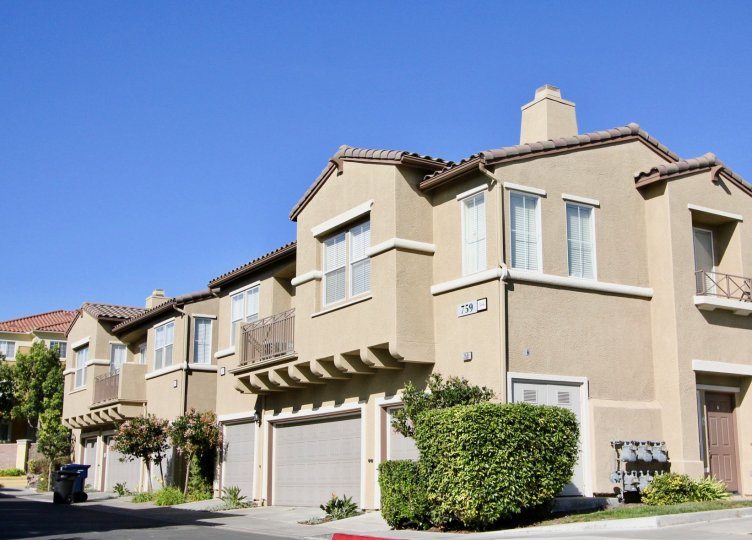 Great corner apartment in Vista Sonrisa, Chula Vista, sunny California.
