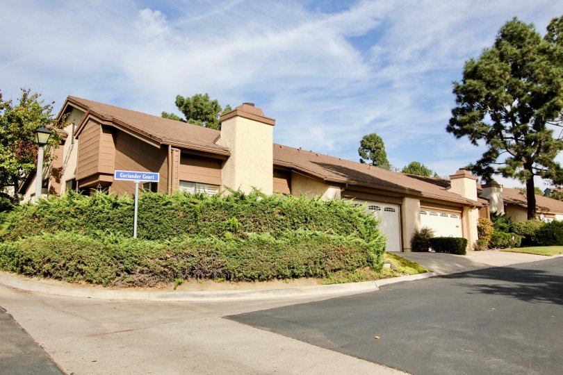 street view of brown house in Windsor View in chula vista california
