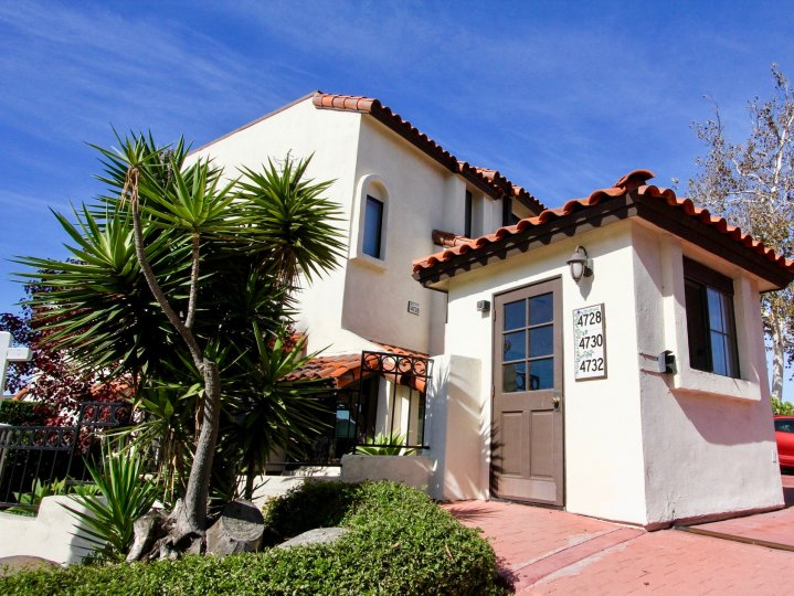 Bay Vista community in Clairemont Mesa, California