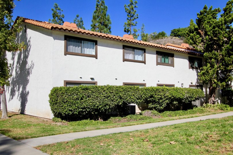 Two story housing unit at Collwood Meadows in College Area California
