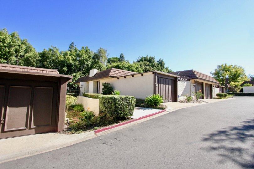 Collwood Park,: College Area ,: California,blue sky, sunlight