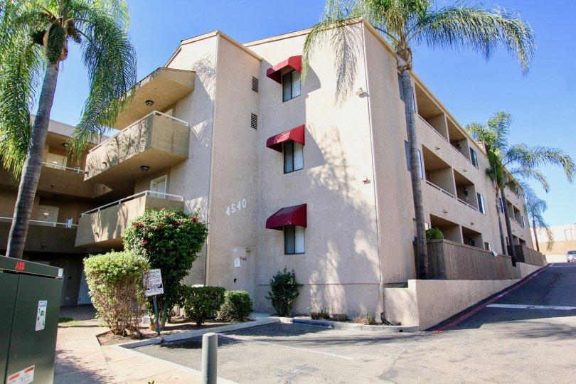 3 floor house in Glenridge, College Area, California