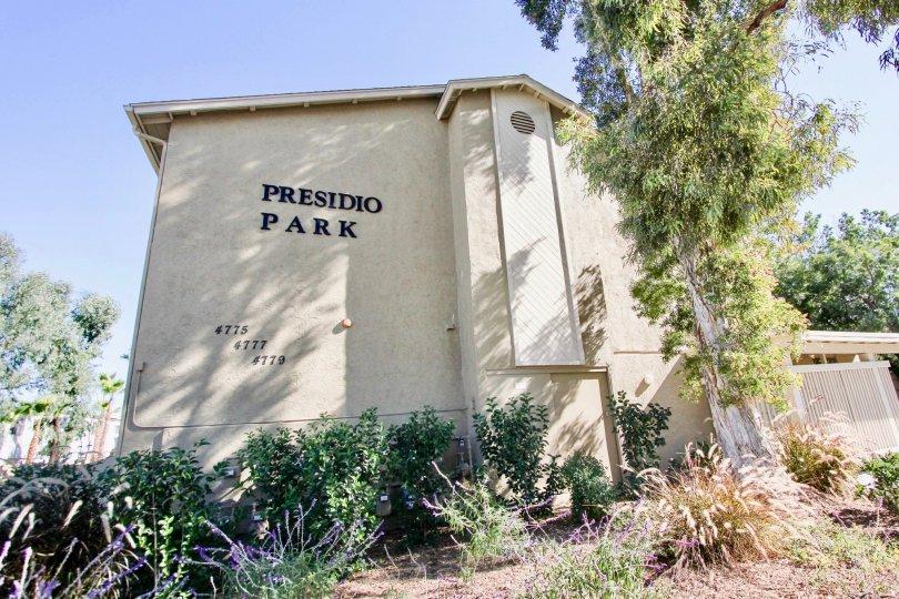 Sunny day in Presidio Park you have to love College Area, California